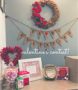 valentines contest photo